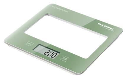 Кухонные весы Redmond RS-724 зеленые