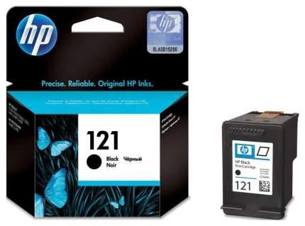 Картридж для струйного принтера HP 121 (CC640HE) черный, оригинал
