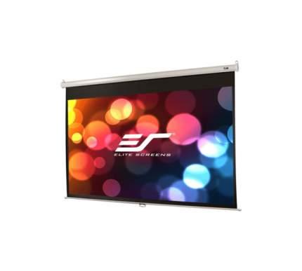 Экран для видеопроектора Elite Screens Manual M135XWH2 Белый