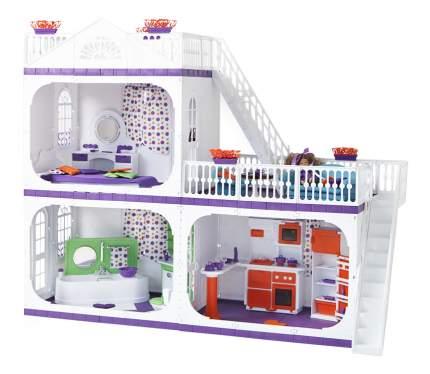 Кукольные домики Огонек Конфетти коттедж С-1330