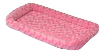 Лежанка для кошек и собак Midwest 33x56см розовый