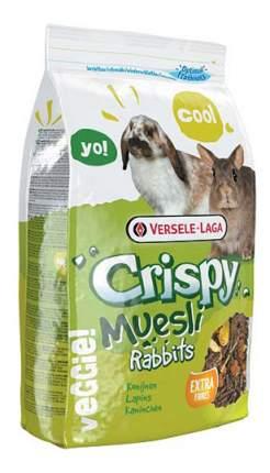 Корм для грызунов Versele-Laga CRISPY MUESLI RABBITS 1 кг 1 шт