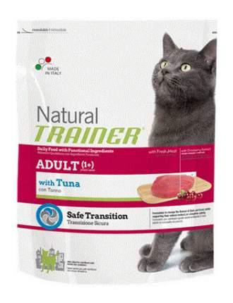 Сухой корм для кошек TRAINER Natural Adult, рыба, 1,5кг