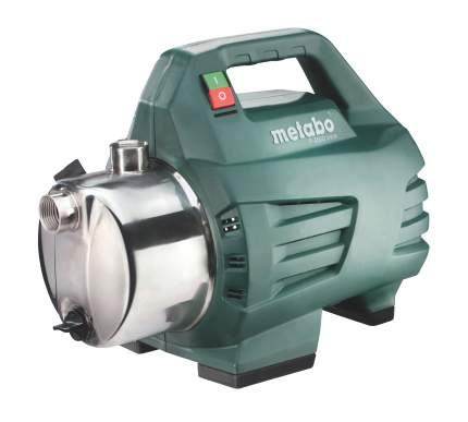 Самовсасывающий насос Metabo P 4500 Inox 600965000