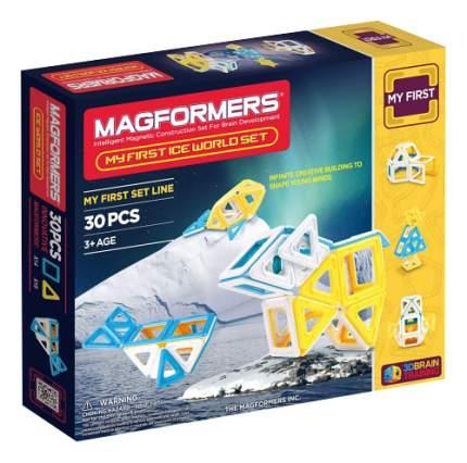 Конструктор Magformers Ice World магнитный