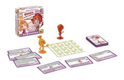 Семейная настольная игра Zvezda Фикси-викторина Всезнайки