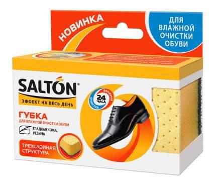 Губка для обуви Salton 3х-слойная для гладкой кожи и резины