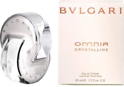 Туалетная вода BVLGARI Omnia Crystalline 65 мл