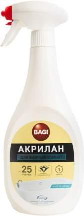 Чистящее средство для ванных комнат Bagi акрилан 400 мл