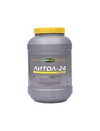 Литол OILRIGHT 6004 2 кг