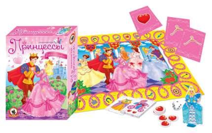 Семейная настольная игра Русский стиль Принцессы 52015 03035
