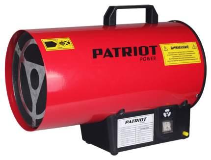 Калорифер газовый Patriot GS 12, 12 кВт, пьезо поджиг, 633445012