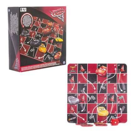 Настольная игра Spin master Disney Тачки. Канаты и лестницы