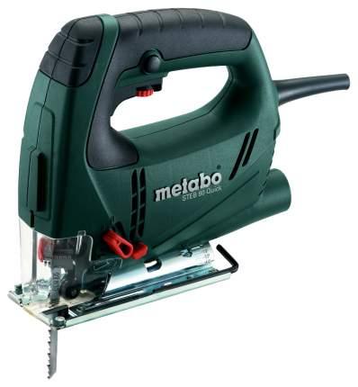 Сетевой лобзик Metabo STE 80 Quick 601041500