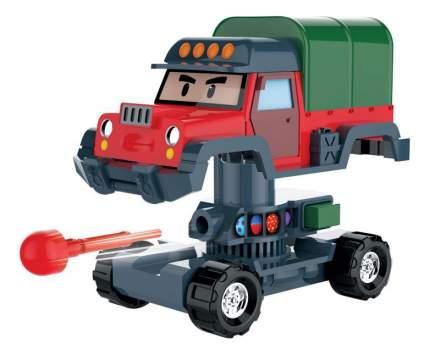 Машинка пластиковая Robocar Poli Почер трансформер