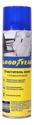 Очиститель для кожи GOODYEAR 650мл GY000710