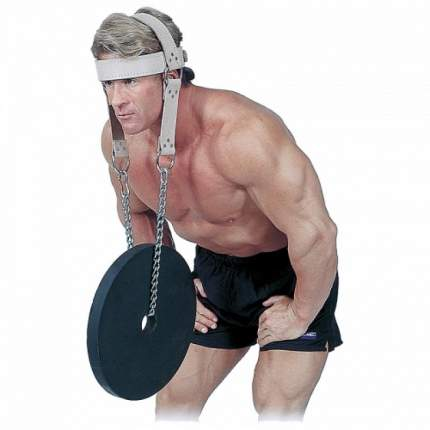 Упряжь для тренировки мышц шеи Body Solid MA307V