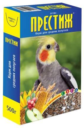 Основной корм Футон-Престиж для попугаев 500 г, 1 шт