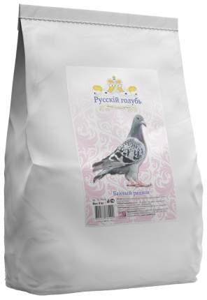 Основной корм Русский Голубь для лесных птиц 4000 г, 1 шт