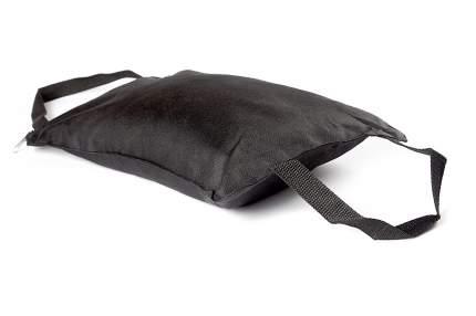 Мешок с песком RamaYoga Люкс 514066 5 кг черный