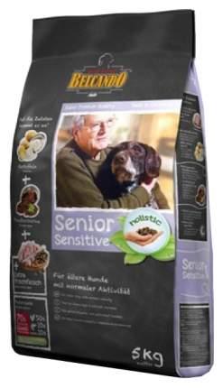 Сухой корм для собак BELCANDO Senior Sensitive, птица, 5кг