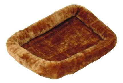 Лежанка для кошек и собак Midwest 46x61см коричневый