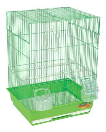 Клетка для птиц Triol 35x28x46 зеленый