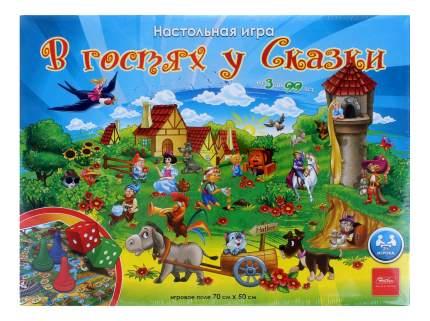 Семейная настольная игра Hatber В гостях у сказки Ин2_11092