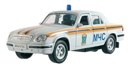 Машина спецслужбы Autotime ГАЗ 31105 Волга МЧС 1:43