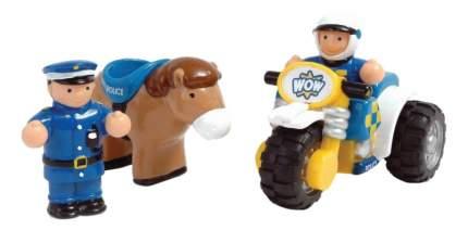 Игровой набор WOW Toys Полицейский патруль