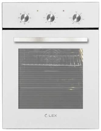 Встраиваемый электрический духовой шкаф LEX EDM 4570 WH White