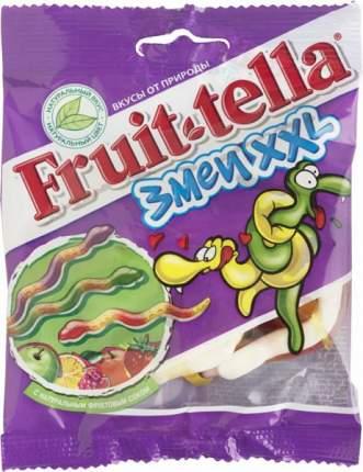 Мармелад жевательный Fruit-tella змеи xxl с фруктовым соком 70 г