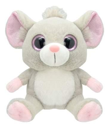 Мягкая игрушка Wild Planet Мышка 19 см серый k7863