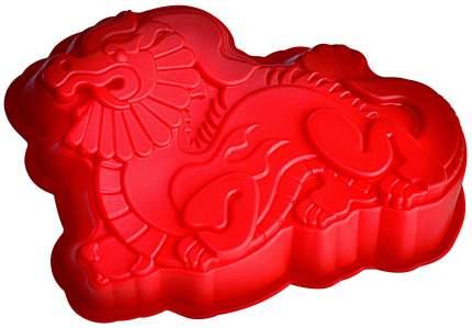 Форма для выпечки Regent Inox Silicone 93-SI-FO-102 Красный