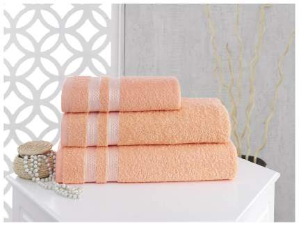 Банное полотенце KARNA оранжевый