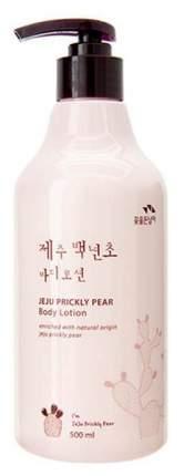 Лосьон для тела Flor de Man Jeju Prickly Pear Body Lotion 500 мл