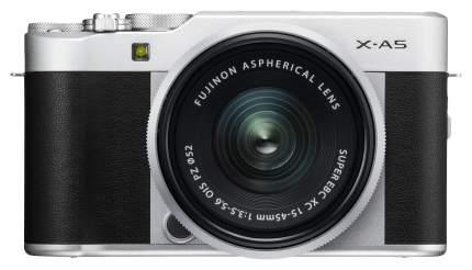 Фотоаппарат системный Fujifilm X-A5 Silver