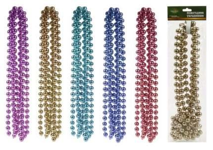 Бусы шарики Новогодняя сказка 971094
