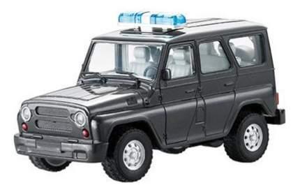 Машинка инерционная УАЗ Полиция 1:24 Play Smart В22469