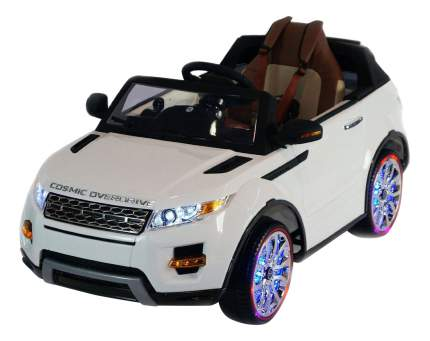 Электромобиль Range Rover VIP белый RIVERTOYS