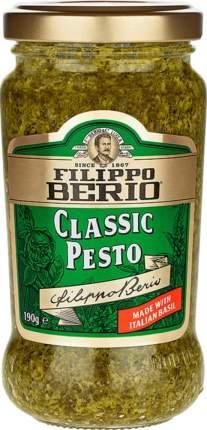Соус Filippo Berio  сlassic pesto190 г