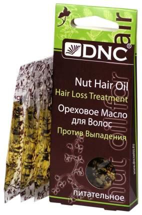 Масло для волос DNC Ореховое питательное 3 шт х 15 мл