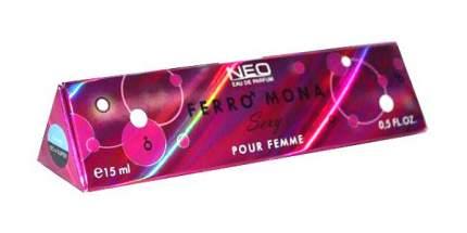 Туалетная вода NEO Ferromona Sexy 15 мл