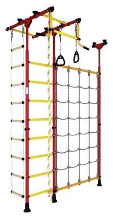Спортивный комплекс Romana Karusel R3 ДСКМ-3-8.06.Т.490.01-65 красный жёлтый