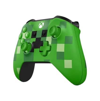 Геймпад Microsoft Xbox One WL3-00057 Minecraft Creeper