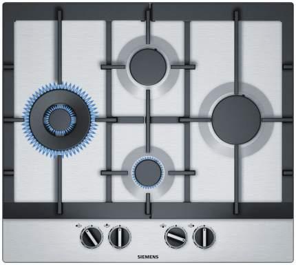 Встраиваемая варочная панель газовая Siemens EC6A5IB90R Silver