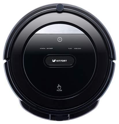 Робот-пылесос Kitfort  КТ-516 Black