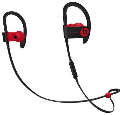 Беспроводные наушники Beats Beats Decade Powerbeats3 Red/Black