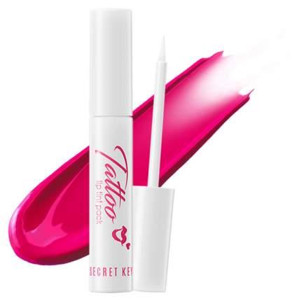 Тинт для губ Secret Key тон 04 Lovely pink 10 г