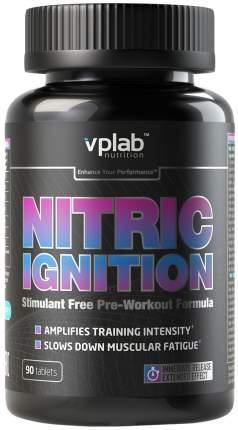 Предтренировочный комплекс VPLab Nitric Ignition 90 табл. без вкуса